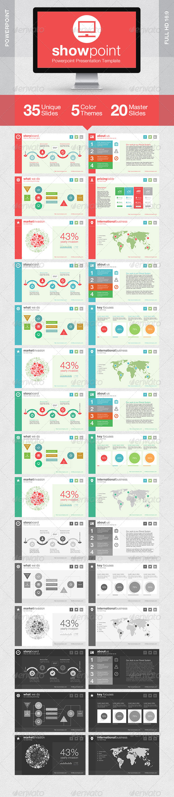 GraphicRiver ShowPoint Powerpoint Presentation Template 5512031