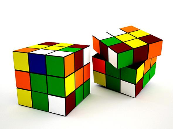 3DOcean Rubik Cube 5512194