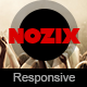 Nozix - Music & Blog Responsive Joomla Template - ThemeForest Item for Sale