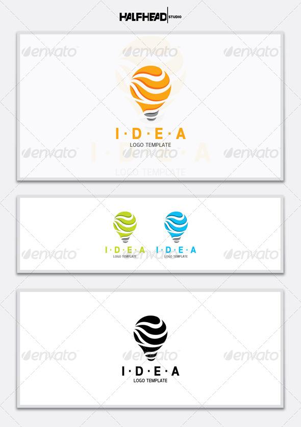 GraphicRiver IDEA Logo Template 5512620