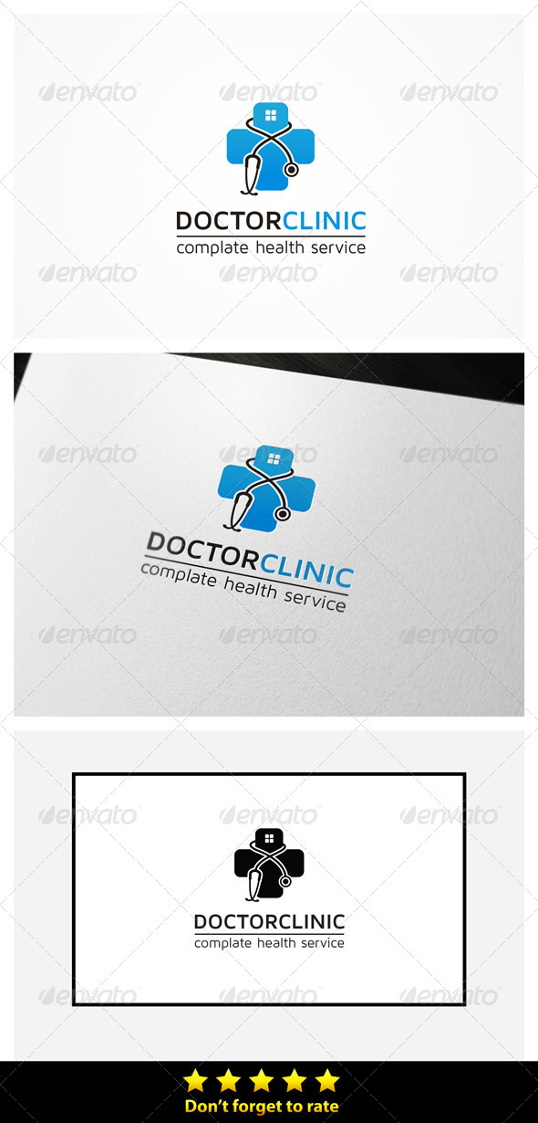 GraphicRiver Doctor Clinic 5514074
