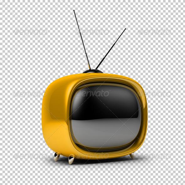 GraphicRiver retro TV 5514094