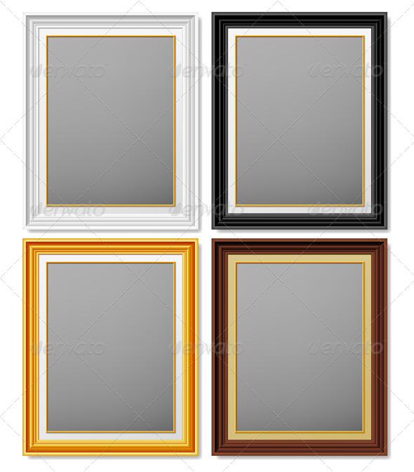 GraphicRiver Photo Frames 5515006