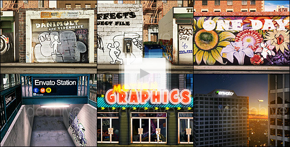 VideoHive One Day 860185