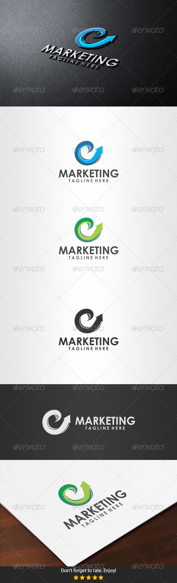 GraphicRiver Marketing Logo 5515087