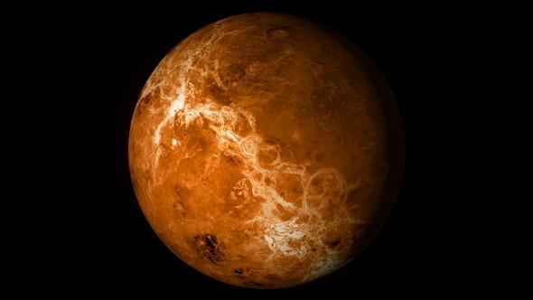 VideoHive Venus Planet 5515226