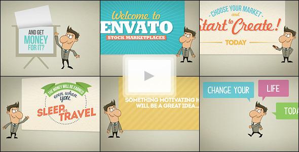 VideoHive - Promote Company/Service/Site 5215748