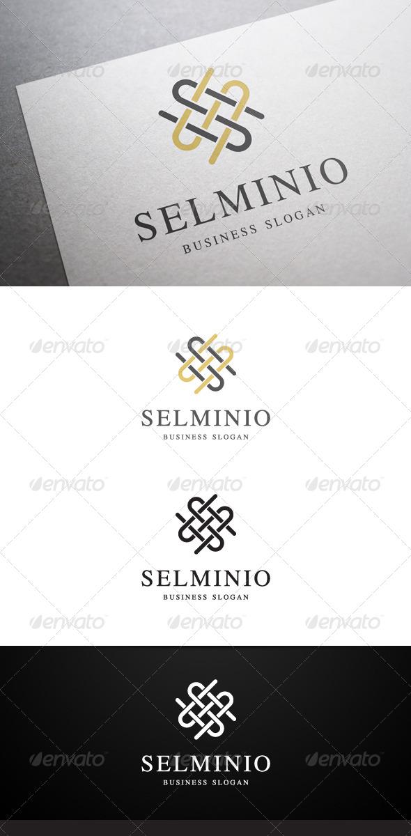 Selminio S Letter Logo