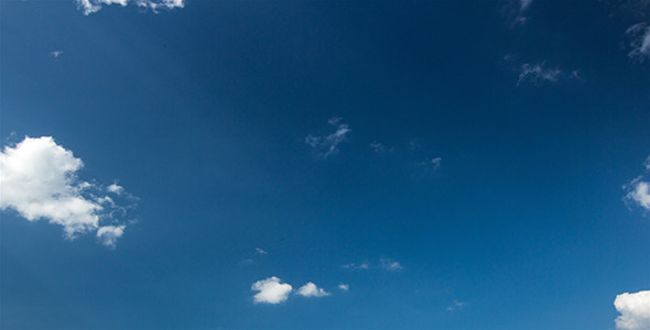 VideoHive Just A Blue Sky 3 5519825