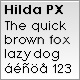 Hilda Px - GraphicRiver Item for Sale