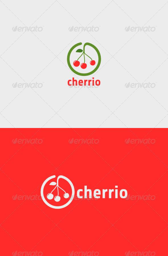 GraphicRiver Cherrio Logo 5520404