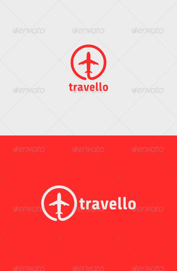 GraphicRiver Travello Logo 5520437