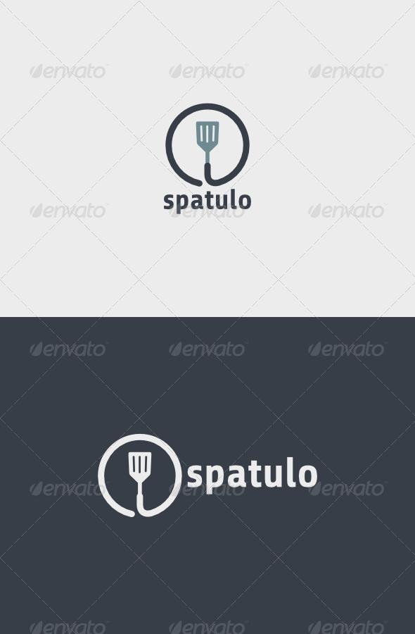 GraphicRiver Spatulo Logo 5520475