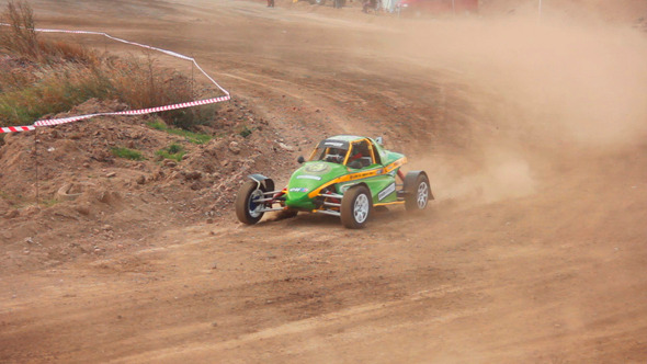 VideoHive Autocross Buggy 3 5522344