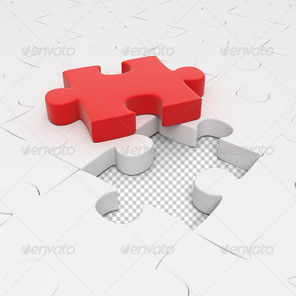 GraphicRiver puzzle 5522610