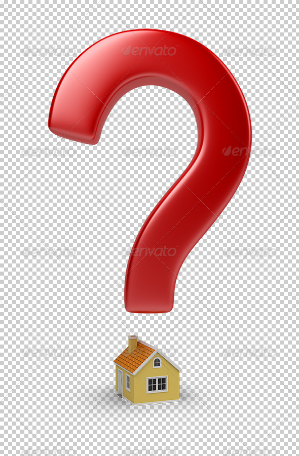 GraphicRiver house question 5522620