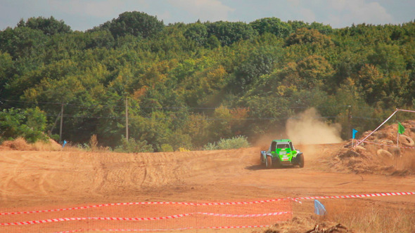 VideoHive Autocross Buggy 8 5522639