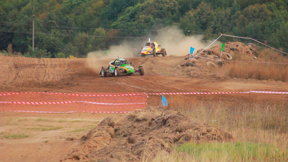 VideoHive Autocross Buggy 14 5522756