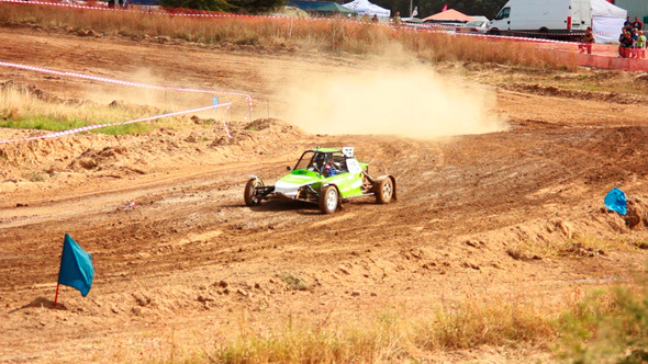 VideoHive Autocross Buggy 15 5522766