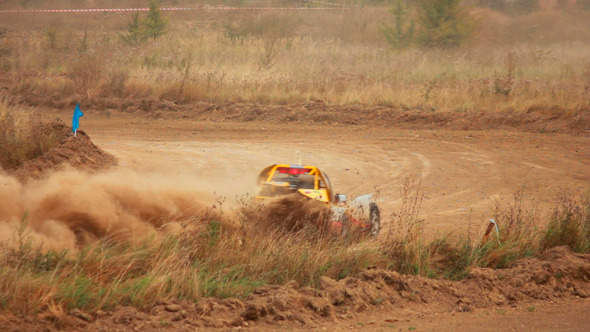 VideoHive Autocross Buggy 20 5522796