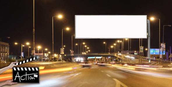 VideoHive Advertising Billboard 3 Pack 5522915