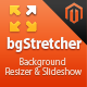 bgStretcher Magento BG Image Resizer & Slideshow