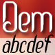 Demetria Font
