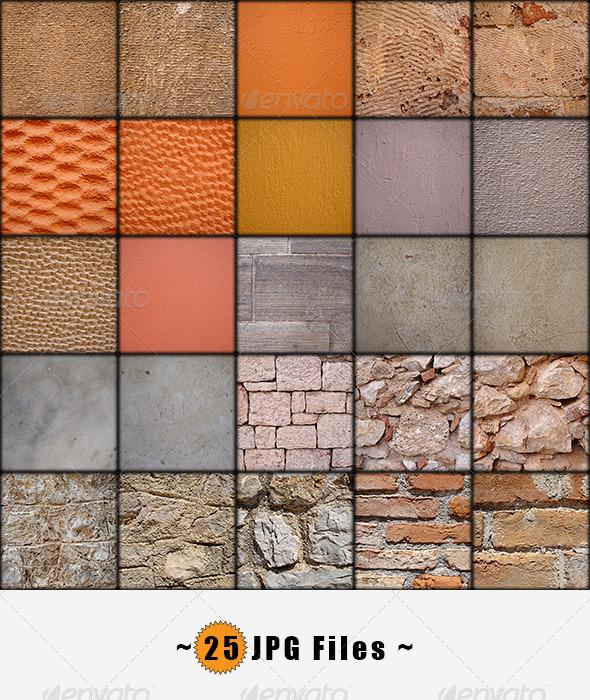GraphicRiver Stone Textures 1 5523308