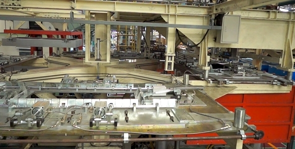 VideoHive Operation Jig And Fixture For Blow Plastic Machine 5523555