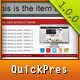 QuickPres - Item Preview Image Editor
