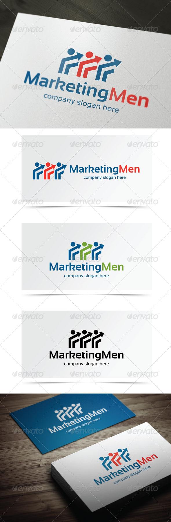 GraphicRiver Marketing Men 5524094
