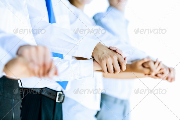 Cooperation concept - Stock Photo - Images