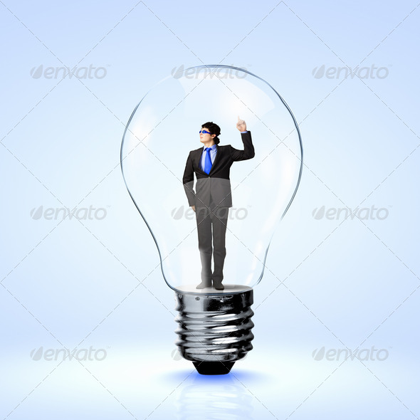 I have idea - Stock Photo - Images