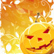 Halloween Background with Pumpkin - GraphicRiver Item for Sale
