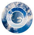 Blue Sky And Clouds Collage Wallpaper - PhotoDune Item for Sale