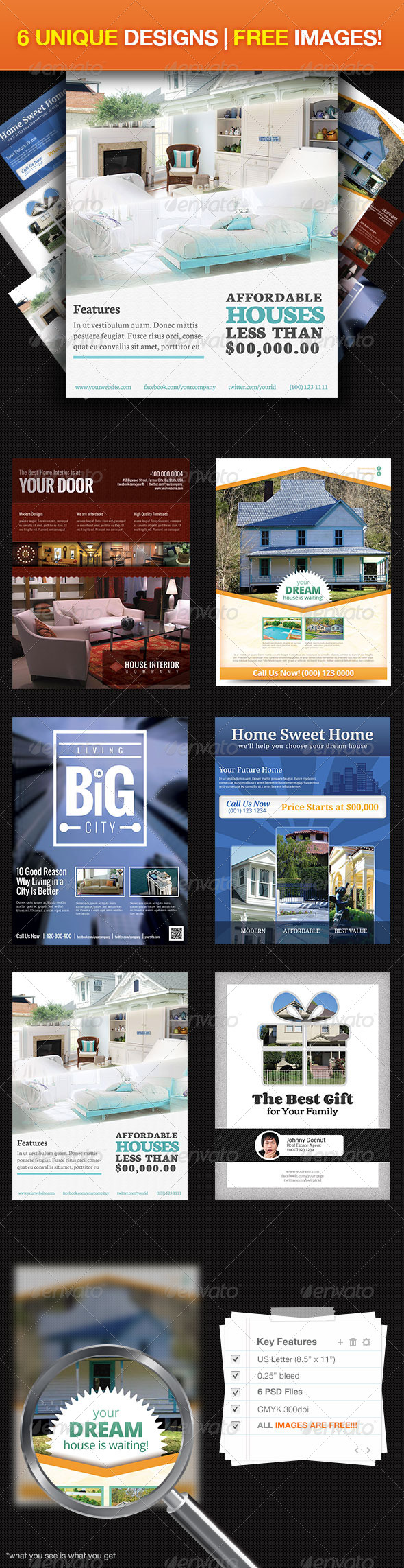 Real Estate Ultimate Flyer Design 1