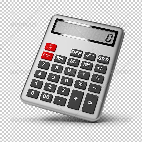 GraphicRiver Calculator 5530212