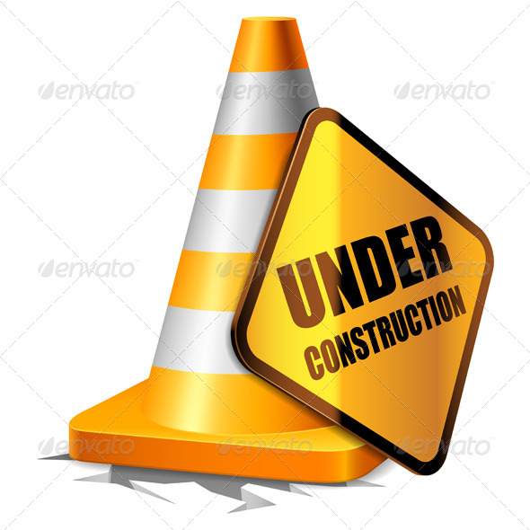 GraphicRiver Under Construction Concept 5530297