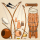 Brazilian Capoeira Music Instruments - GraphicRiver Item for Sale