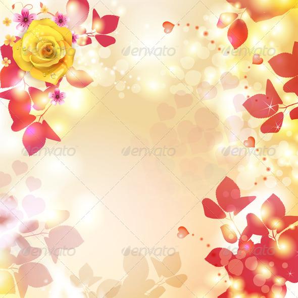 GraphicRiver Valentine s day card 5531449