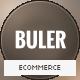 Buler - A Rugged Ecommerce / WooCommerce Theme