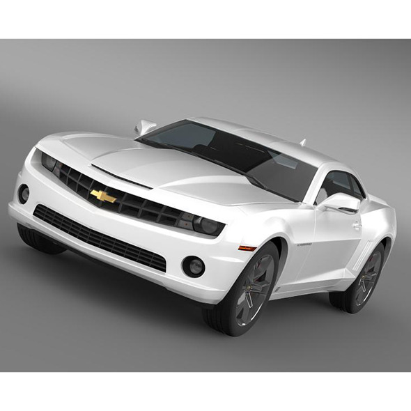 Chevrolet Camaro EUVersion 2012