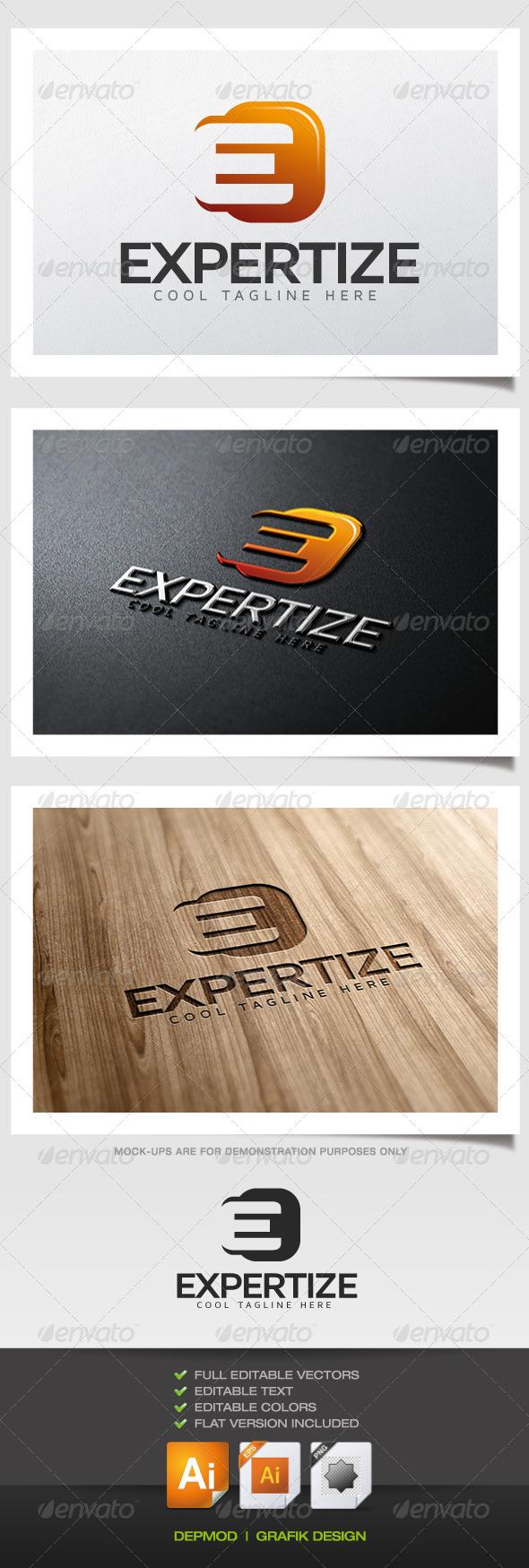 GraphicRiver Expertize Logo 5532282