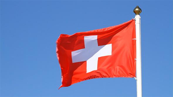 VideoHive Flag of Switzerland 5532655