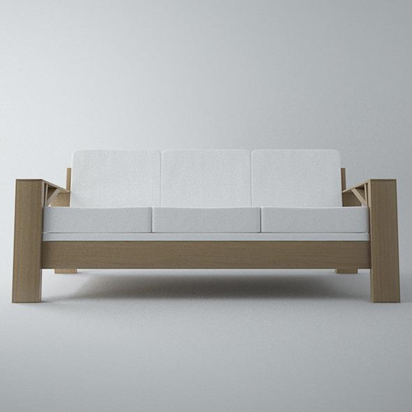Sofa Carpenter - 3DOcean Item for Sale