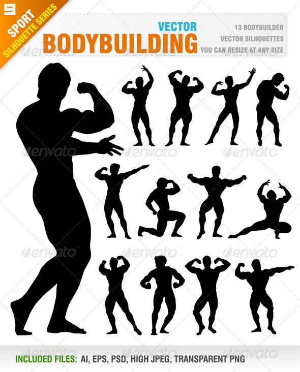 GraphicRiver Bodybuilding 5532830