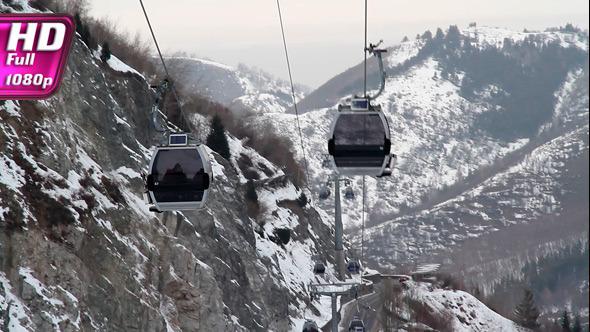 VideoHive Ski Lift 5533667