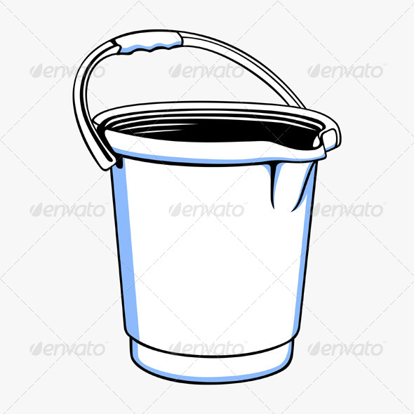 GraphicRiver Bucket 5535492