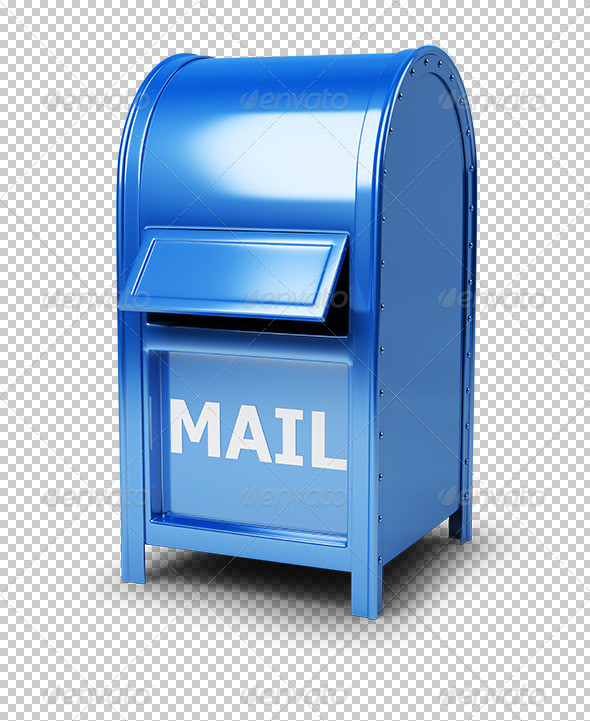 GraphicRiver Mail Box 5537077