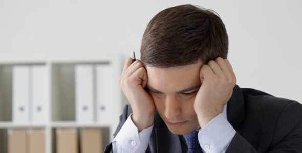 VideoHive Office Depression 5537130